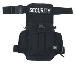 Security Hip Bag taske