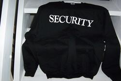 5b4a4bbe4c7a Sweat shirt med security