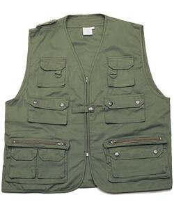 Surplus Hunting vest - jagtvest