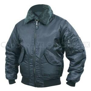 MA2 Flight Jacket sort
