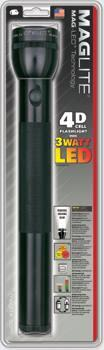 Mag-Lite 4D cell 3 Wat Led