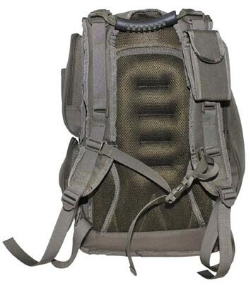 "US Rucksack, ""NATIONAL GUARD"", oliv, Nylon"