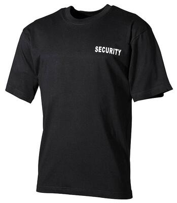 T-shirts.security 00855a